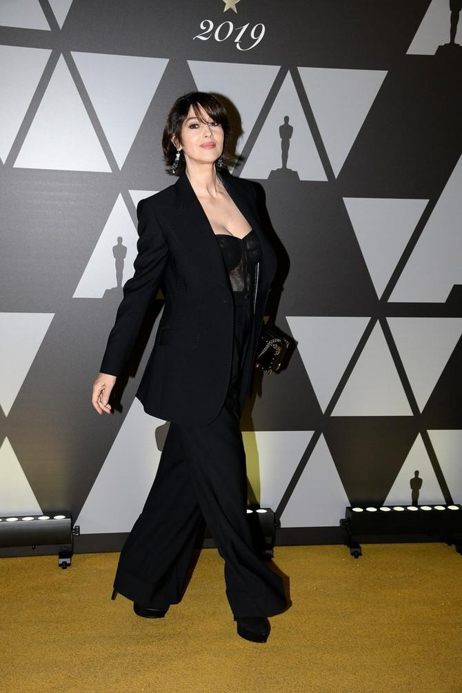 Odličan modni izbor Monike Beluči