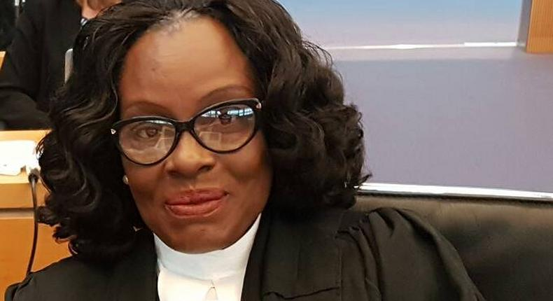 Attorney General (AG) and Minister of Justice, Ms Gloria Akuffo