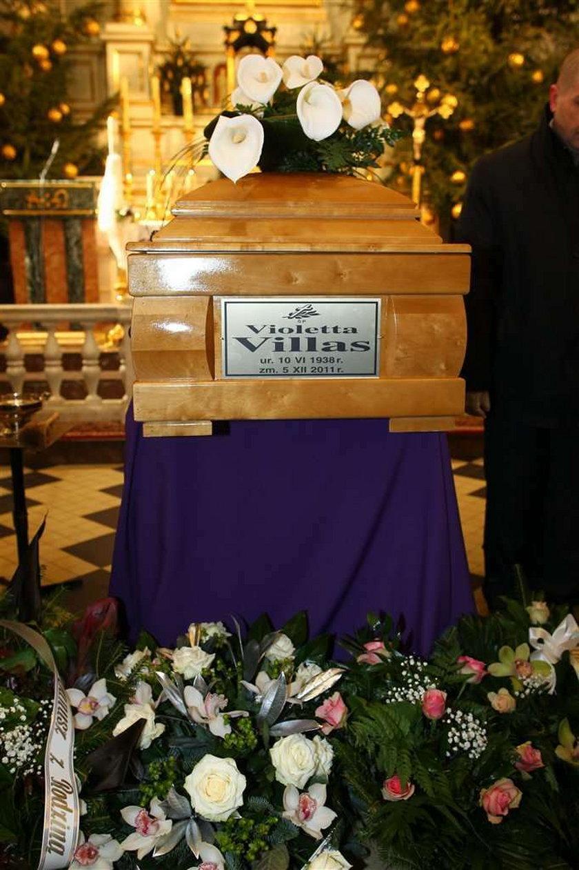 Violetta Villas konała w męczarniach
