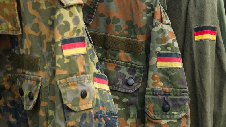 W tym roku w Bundeswehrze odnotowano więcej przypadków przemocy seksualnej niż w roku ubiegłym