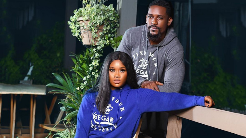 The reality TV star says she is not in a relationship with Mawuli Gavor [Instagram/CeecOfficial]