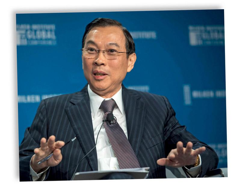 Tony Tan Caktiong (fot. David Paul Morris/Bloomberg)