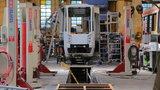 W MPK Łódź zbudowali tramwaj niskopodłogowy
