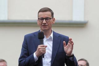 Morawiecki: Polski Ład to bilet do życia na poziomie Zachodu, ale według polskich zasad