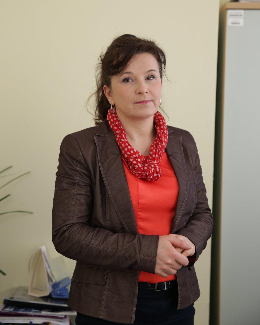 Joanna Mierzwińska, rzeczniczka NFZ