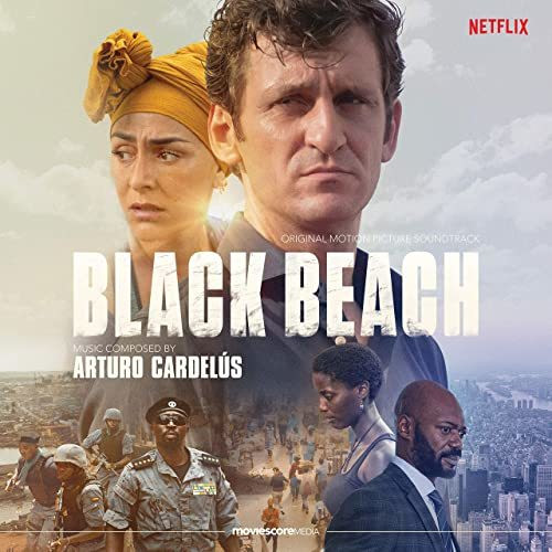 Black Beach movie now on Netflix