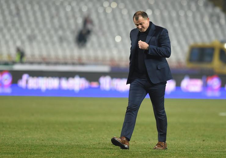 Dejan Stanković na ivici suza