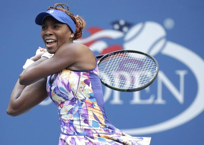 6. Venus Williams (tenis)