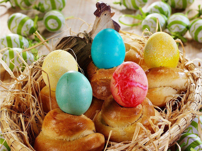 Običaji za Uskrs: Ovo je PRVA STVAR koju ujutro treba da pojedete