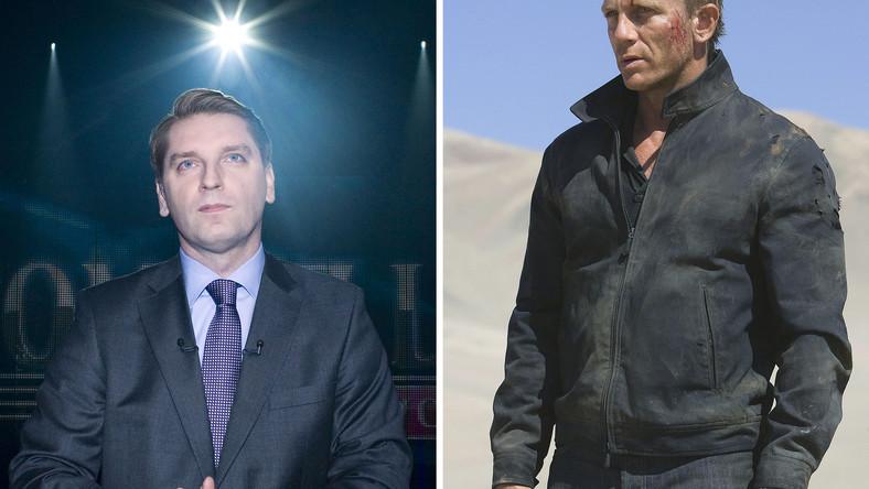 Agent 007 dostał zlecenie na Tomasza Lisa