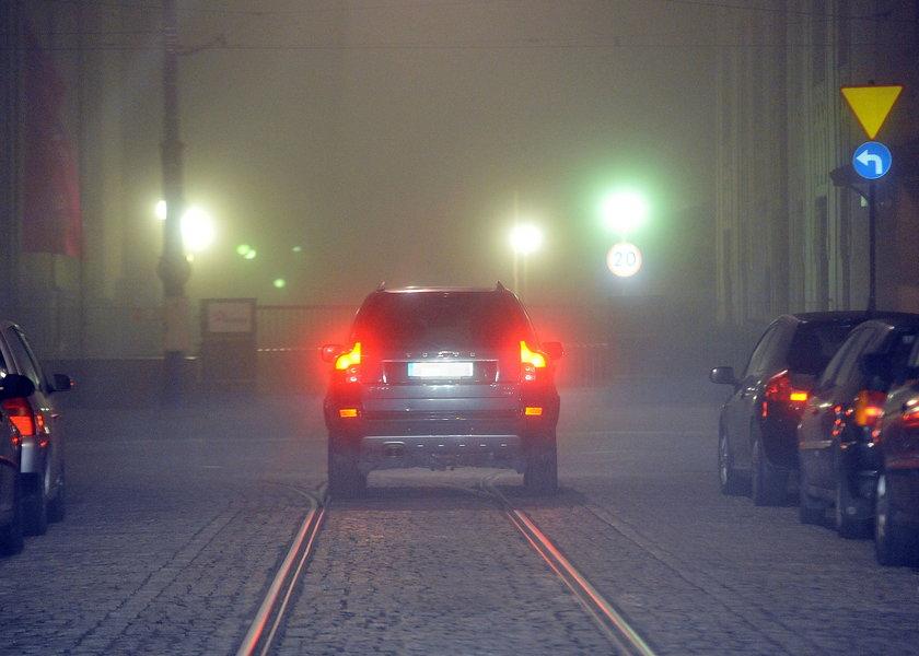 Samochód Sebastiana Karpiela-Bułecki i Pauliny Krupińskiej