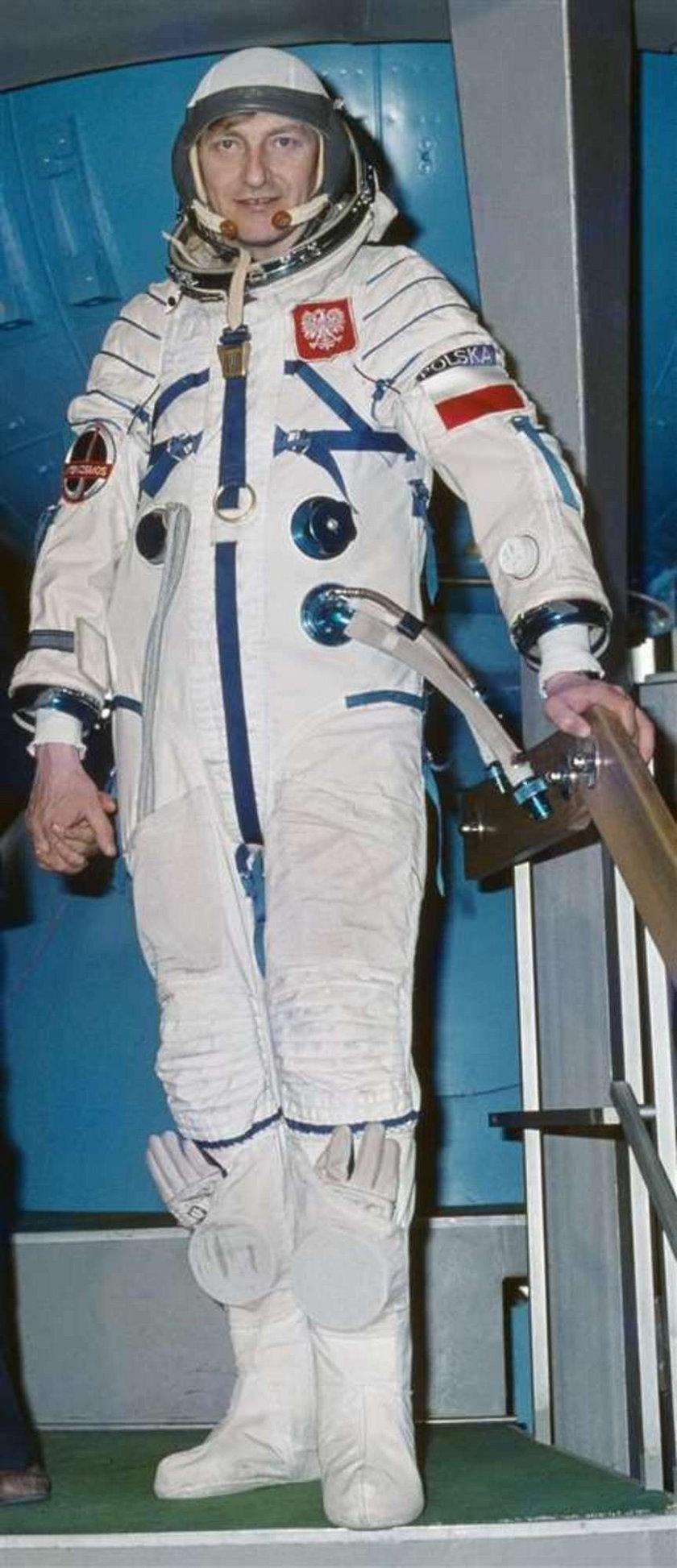 Ożenił się z córką kosmonauty