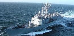 Polska fregata idzie do remontu