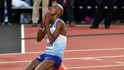 Athlete rebrands as 'Mohamed' for road career