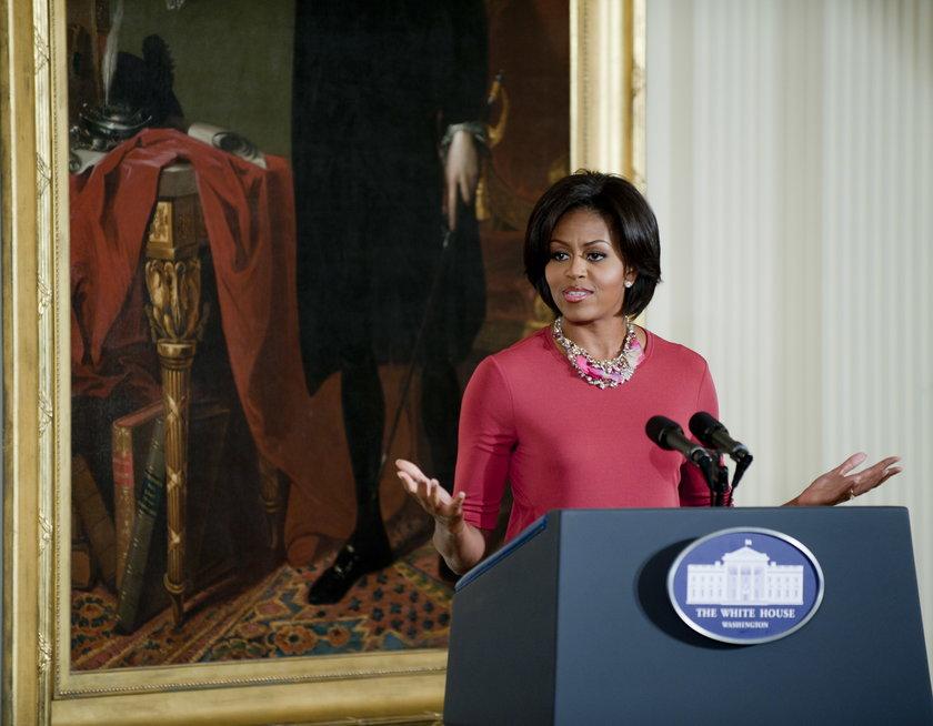 Agata Duda jak Michelle Obama