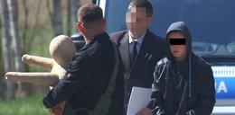 16-latek zamordował Małgosię, bo nie chciał być ojcem