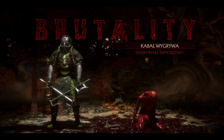 Mortal Kombat 11 - screenshot z gry