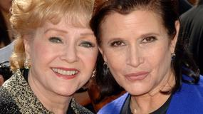 Debbie Reynolds nie żyje. Zmarła dzień po swojej córce, Carrie Fisher