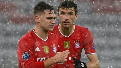 'We're better': Kimmich insists Bayern can beat PSG