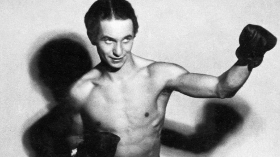 Tadeusz Pietrzykowski na zdjęciu z okresu międzywojennego