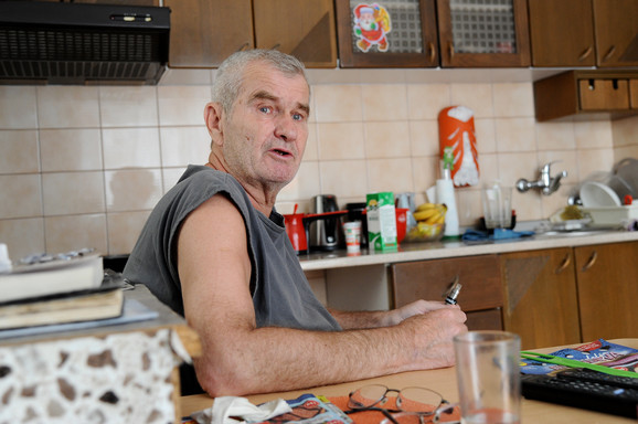 Slobodana Cvetkovića veoma je potresao jutršnji prizor