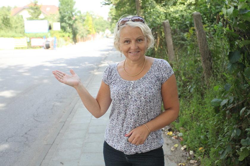Ewa Grzymała (42 l.) z Gdańska