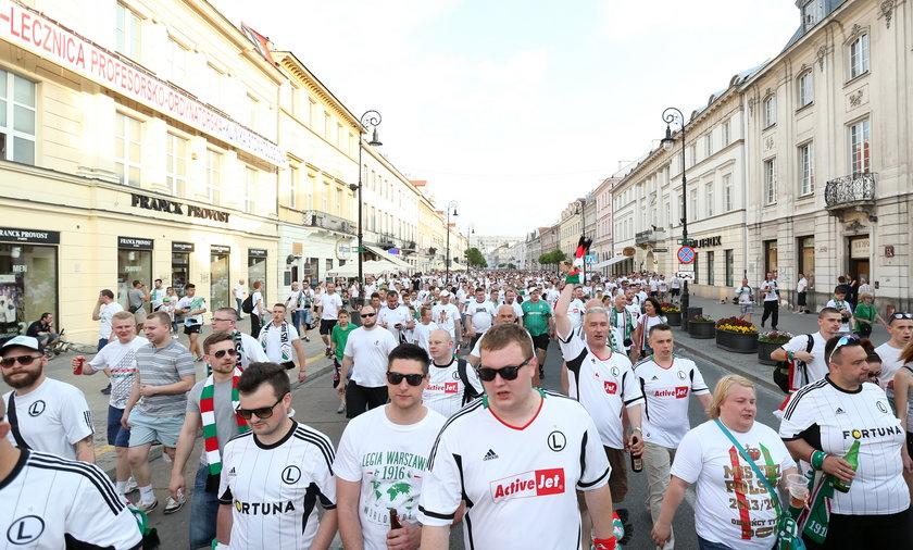 Feta Legii Warszawa w Warszawie