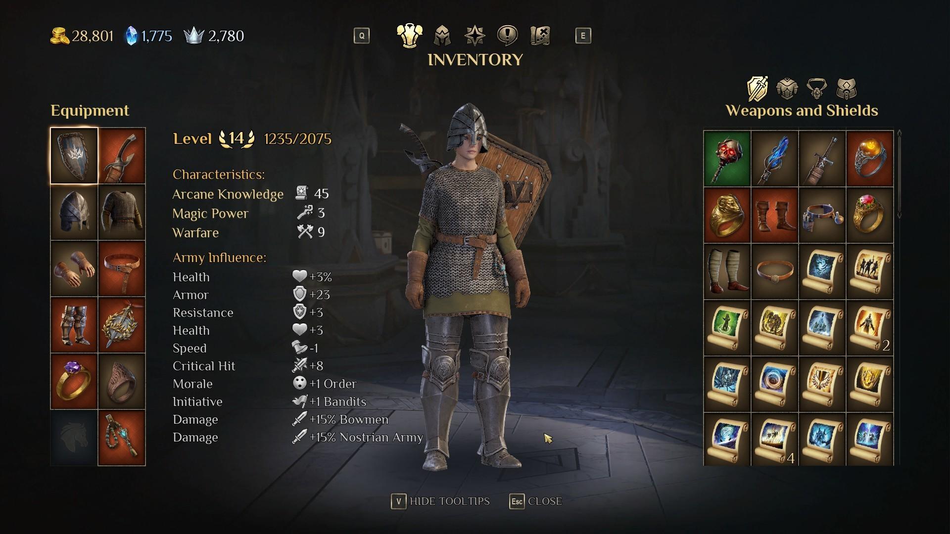 Postupne si vylepšujeme schopnosti a zbierame lepšiu výbavu ako pri typickom RPG.