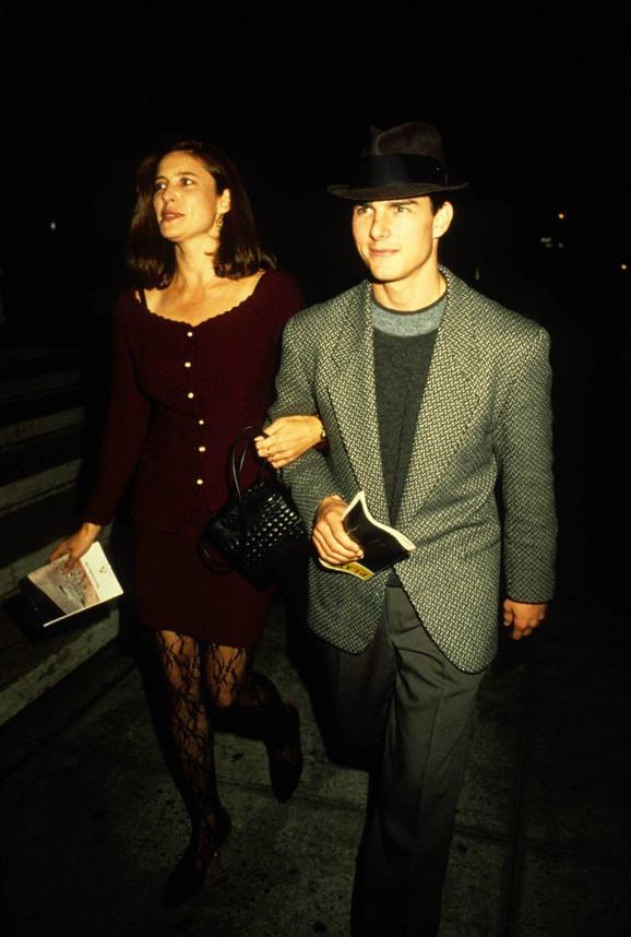 Tom Kruz i Mimi