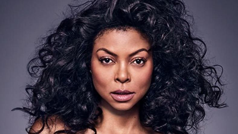 Taraji P Henson for Entertainment Weekly