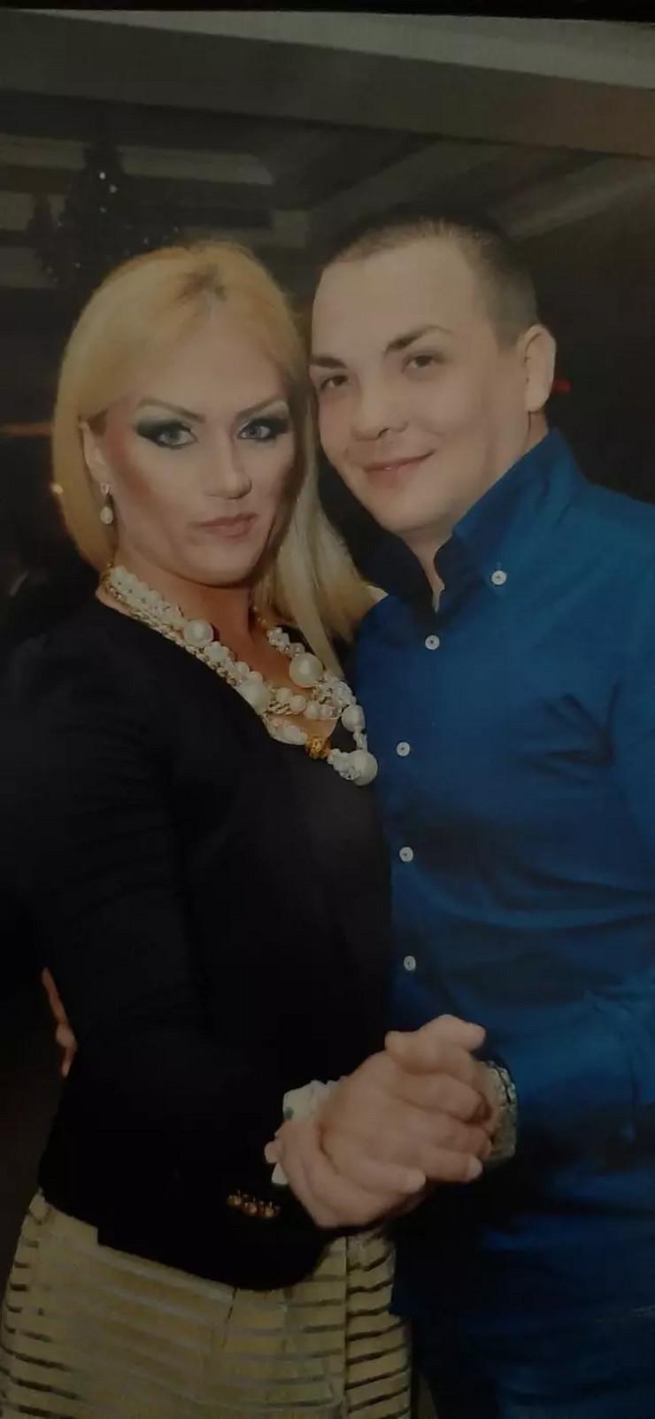 Preminula porodilja Dragana Savić sa suprugom Borisom