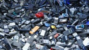 Rośnie liczba elektronicznych odpadów