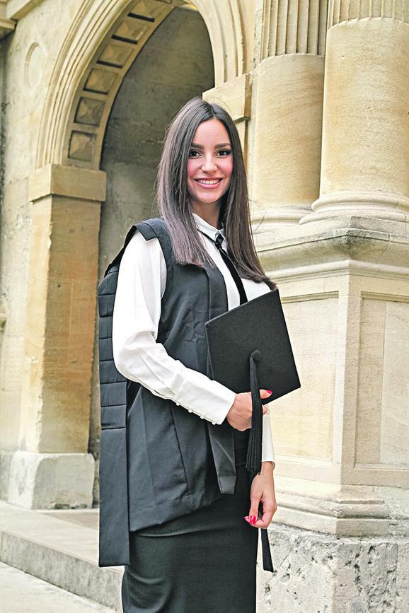 Stiže i da  trenira i kuva: Milena Vuletić