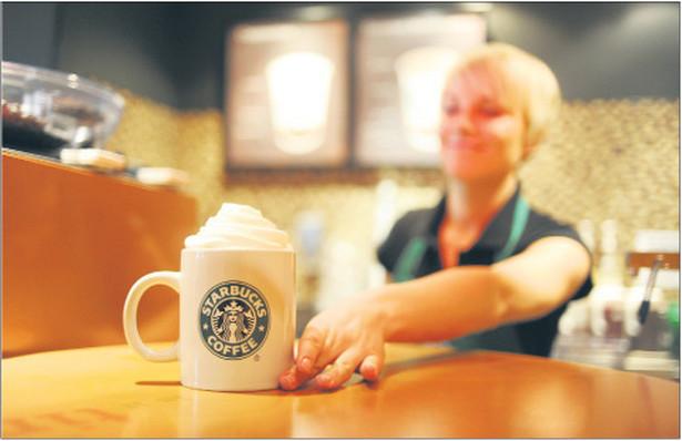 Do końca roku w Polsce ma być 10 lokali Starbucksa Fot. Marcin Łobaczewski