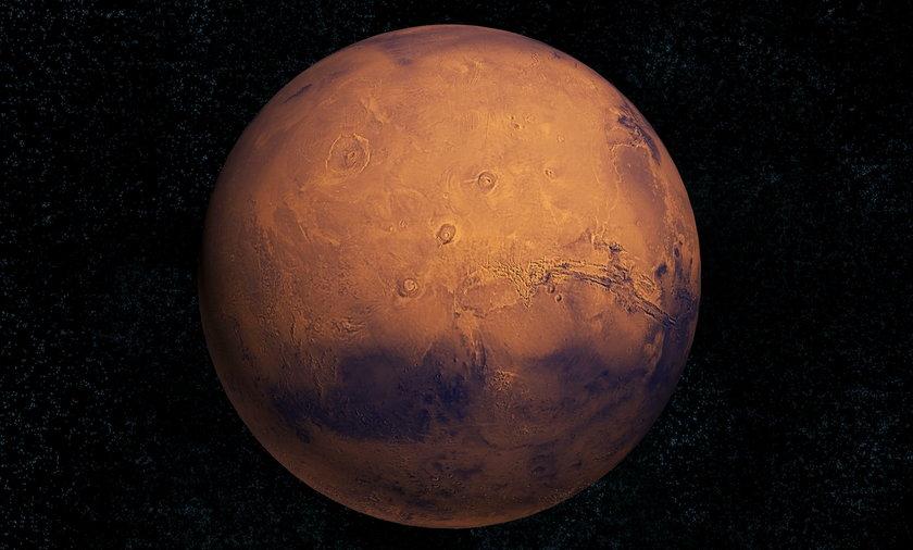 Polska firma będzie wierciła na Marsie