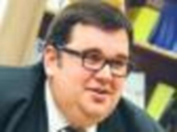 Cezary Krysiak, dyrektor departamentu polityki podatkowej w MF, sekretarz Państwowej Komisji Egzaminacyjnej ds. doradztwa podatkowego Fot. Wojciech Górski