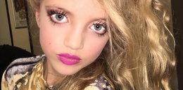 Córka gwiazdy ma dopiero 4 lata i już nosi makijaż?