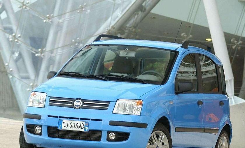 Fiat Panda 2011.