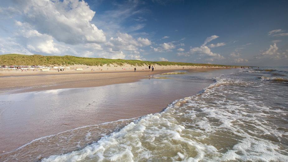 Plaża Zandvoort, Holandia