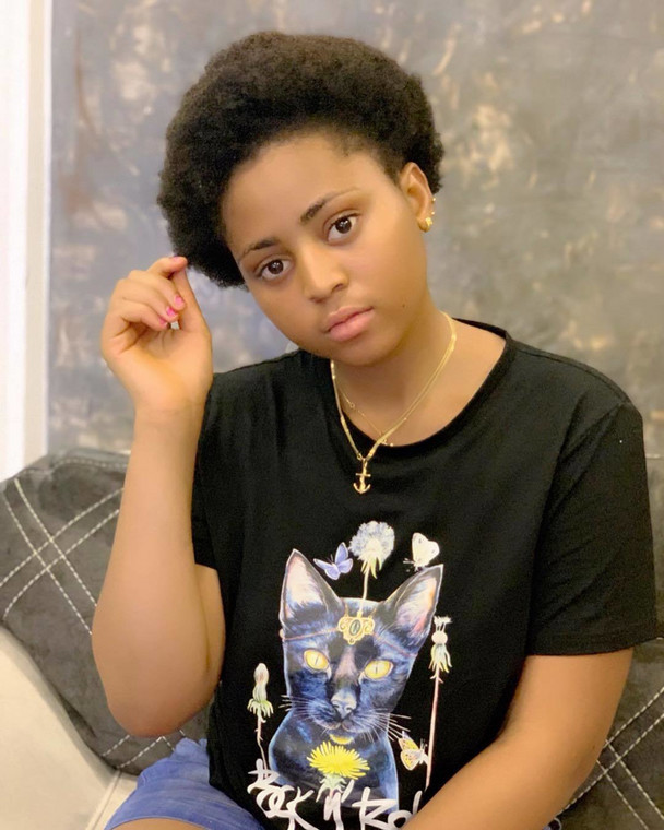 Regina Daniels has evolved from a child actress to a popular teen actress in over 10 years of joining Nollywood [Instagram/regina.daniels]