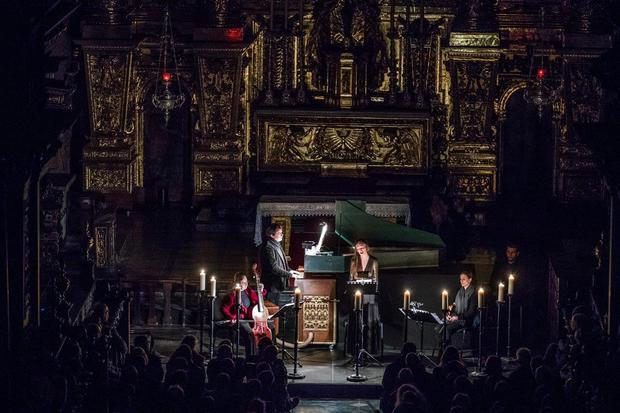 Sébastien de Brossard Leçons de Ténèbres Pour Le Mercredi Saint