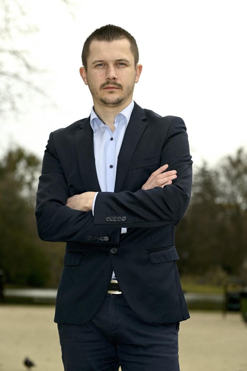 Marcin Murzyński ekspert ds. kredytów walutowych