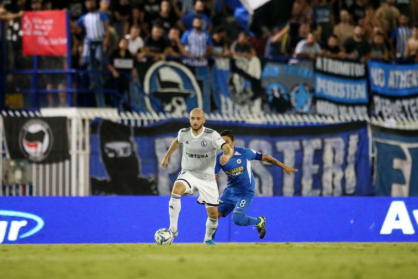 Legia w szóstym z rzędu meczu w europejskich rozgrywkach nie straciła bramki.
