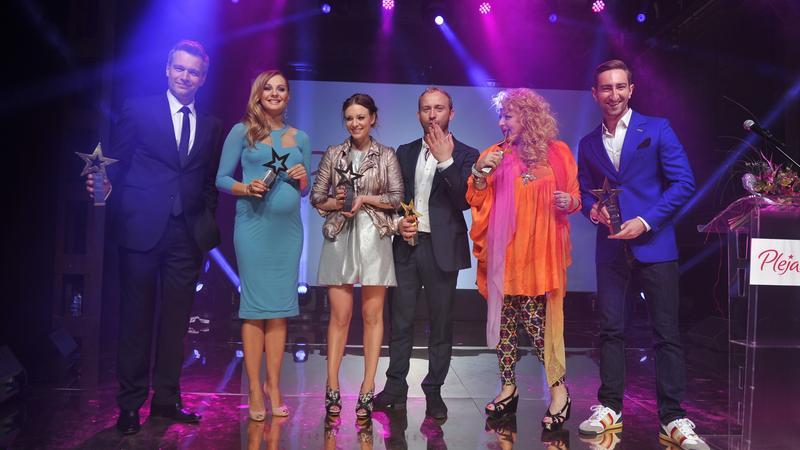 Laureaci Plejada Top Ten 2013