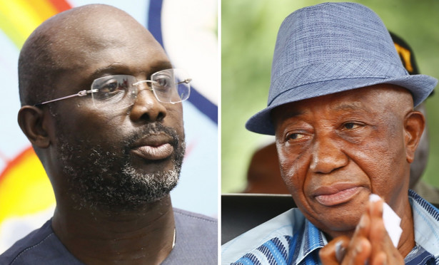 Liberia wybiera prezydenta