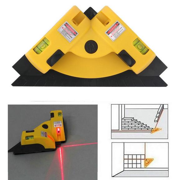 Laserski uglomer