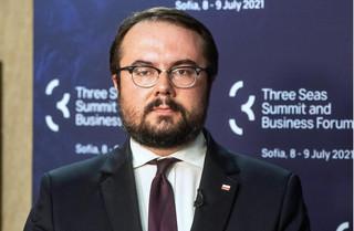 Jabłoński: Odpowiedź dla Brukseli na pewno będzie [WYWIAD]
