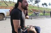 Fotograf, Abd Alkader Habak, Sirija, Eksplozija, Spasavanje