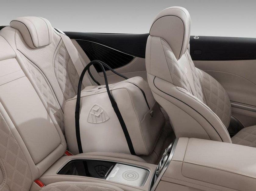 Limitowany Mercedes Maybach