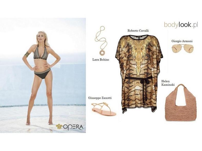 Modne stylizacje na urlop w tropikach